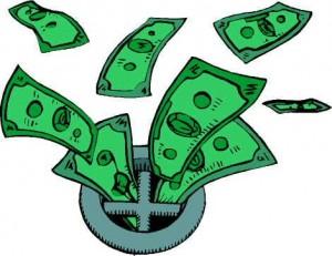 moneydraining